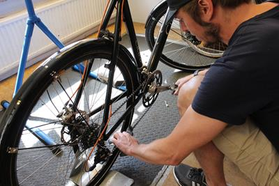 Bicycle Safety - Maintenance Check