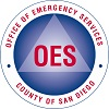 San Diego County Office of Emergency Services logo