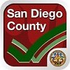 San Diego County Emergency App logo
