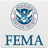 FEMA Disaster App logo