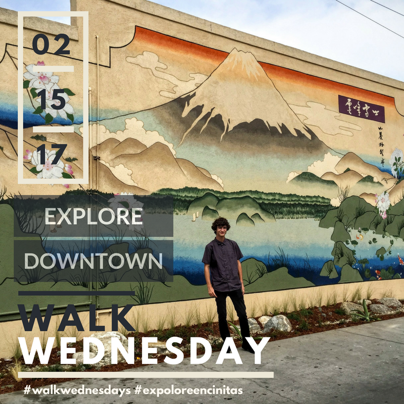 Walk Wednesday - Explore Downtown